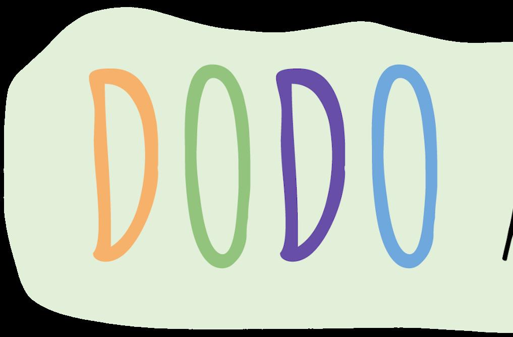 Dodo Typography