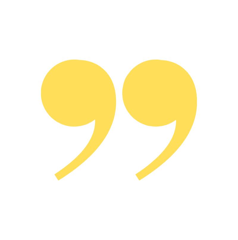 Quotes yellow